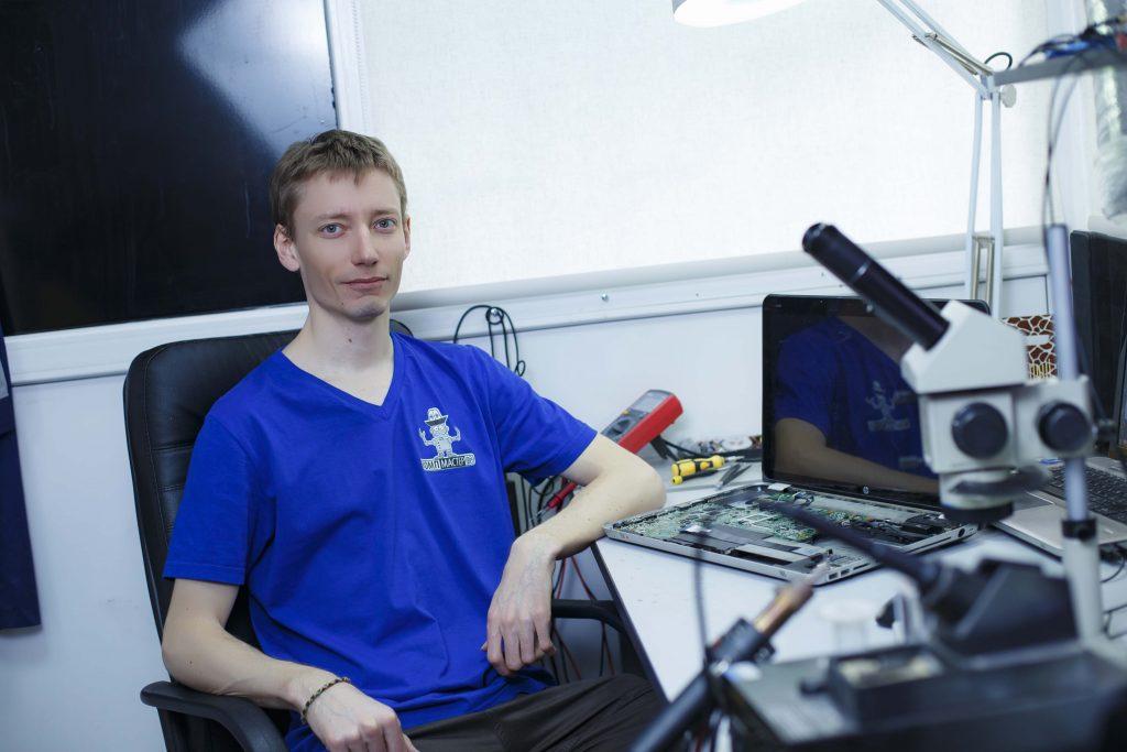 Андрей Дрошин
