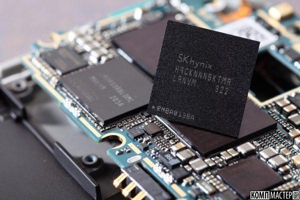 Телефон LG, eMMC и тяжелый случай восстановления данных