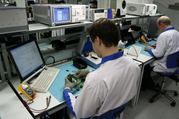 Инженер по ремонту мобильной техники (Ноутбуки)