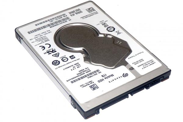 Восстановить данные с жесткого диска Seagate ST1000LM035