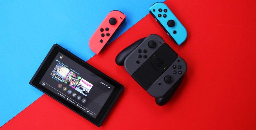 Ремонт игровой консоли Nintendo