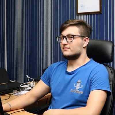 Небогин Андрей