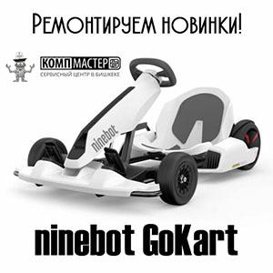 Ninebot GoKart Kit — обрыв коннектора