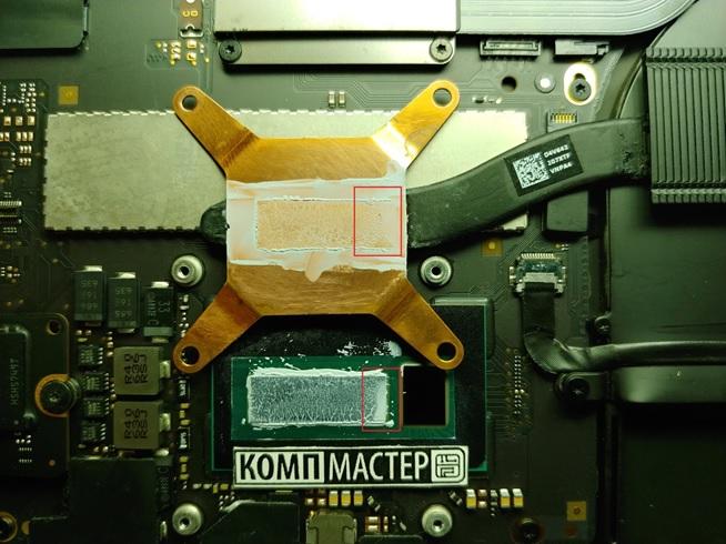 Роль термопасты и важность плотного контакта поверхностей чипов с системой охлаждения.