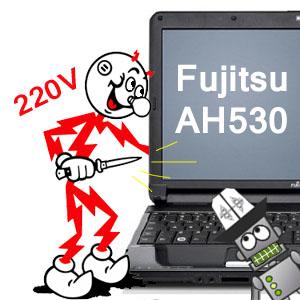 Fujitsu LifeBook после электрического стула